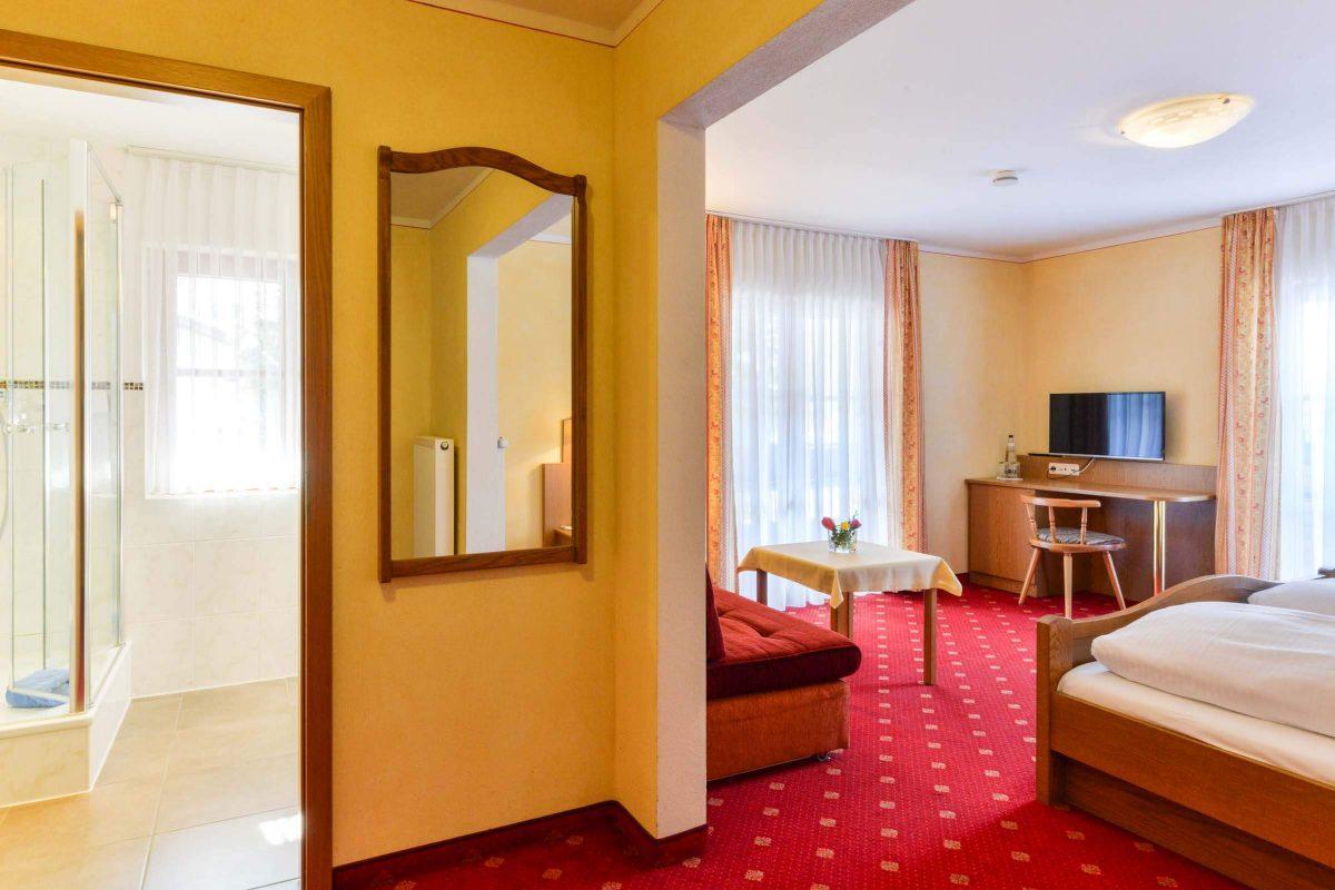 Gasthof Mühlwinkl Doppelzimmer Komfort