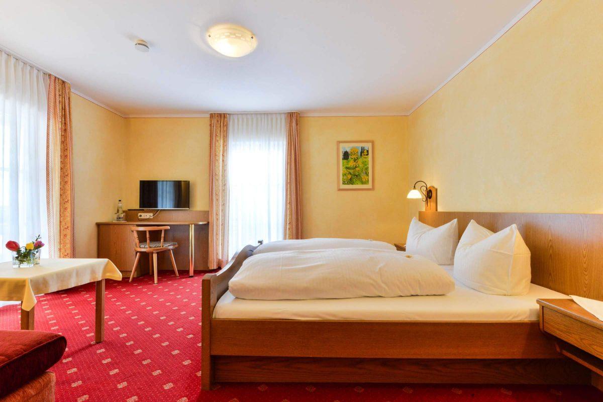 Gasthof Mühlwinkl Doppelzimmer Komfort 2