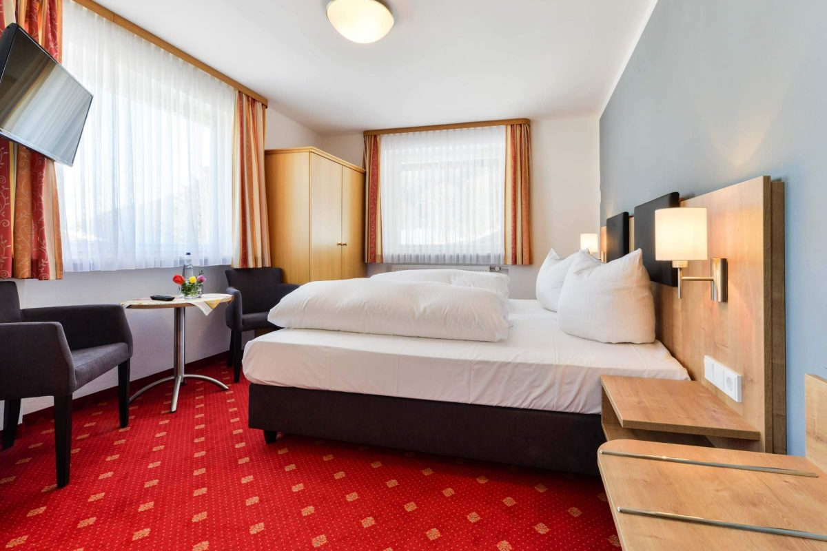 Gasthof Mühlwinkl Doppelzimmer Standard