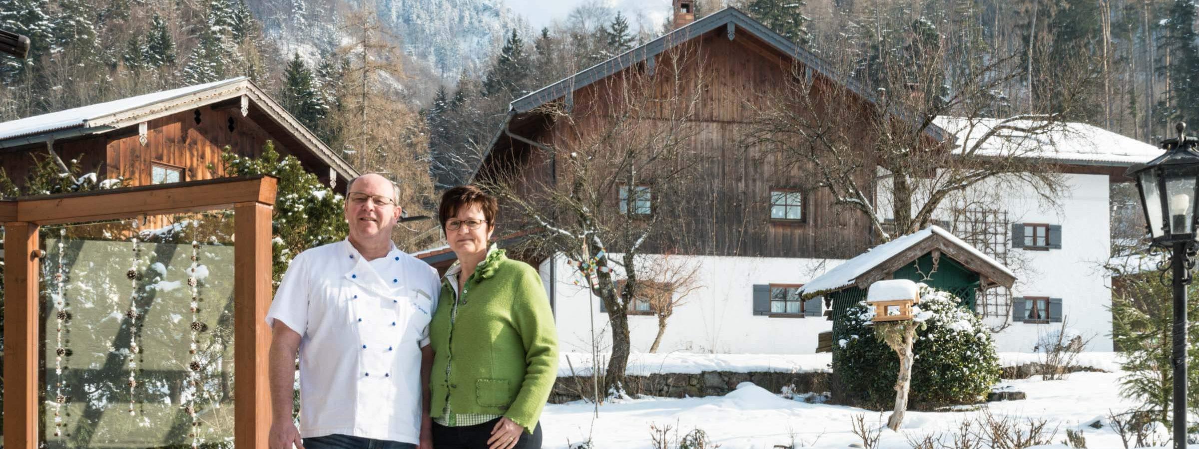 Gasthof Mühlwinkl Familie Gasteiger 2