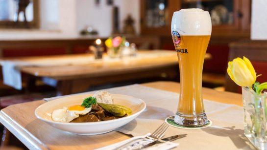 Gasthof Mühlwinkl Speisen