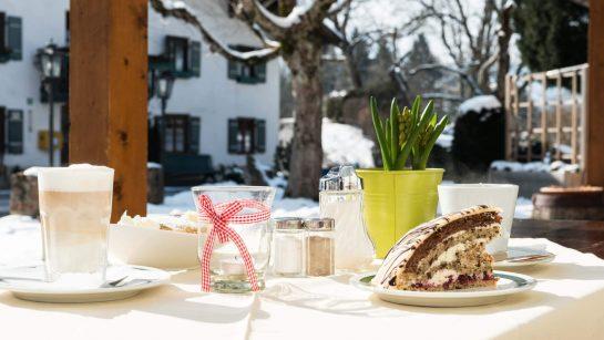 Gasthof Mühlwinkl Torten